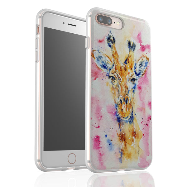Geri Giraffe By Jo Allsopp - Flexi Phone Case