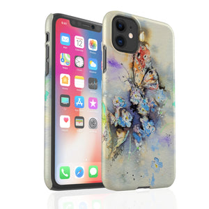 Inkie Butterfly By Jo Allsopp - Snap Phone Case