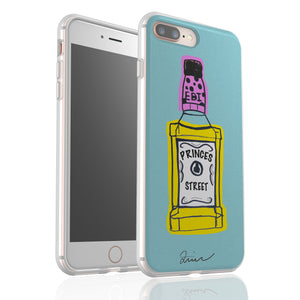 Princes Street By Zoe Neill - Flexi Phone Case