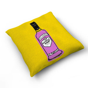 George Street - Cushion by Zoe Neill