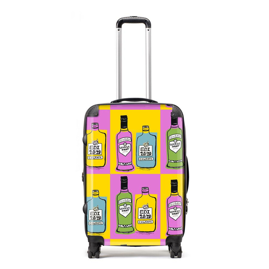 Edi Tipples - Suitcase by Zoe Neill