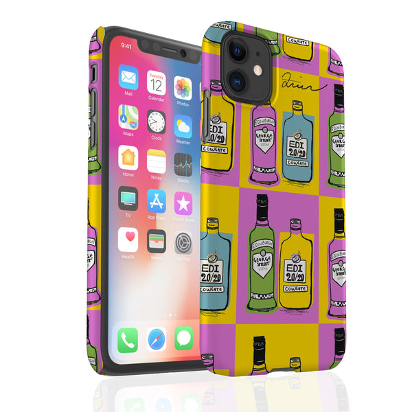 Edi Tipples By Zoe Neill - Snap Phone Case