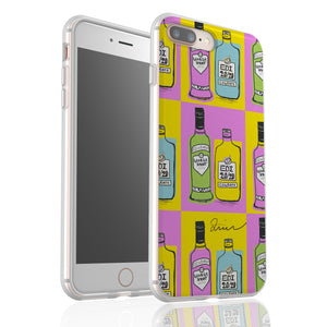 Edi Tipples By Zoe Neill - Flexi Phone Case