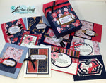 Everything is Rosy cards & box tutorial