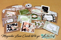Magnolia Lane Memories & More Cards