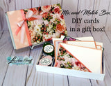 Mix & Match Box of Cards and Gift Box