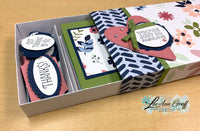 Mix & Match Box Kit to Go; Paper Blooms