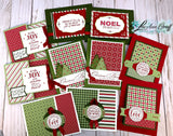 Heartwarming Hugs Christmas Cards Kit to Go