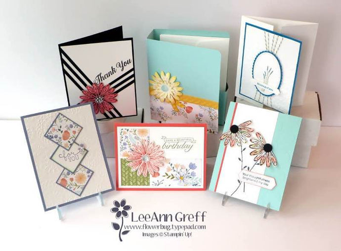 Daisy Delight Box and Cards