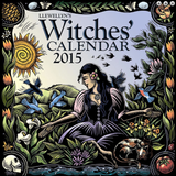 2015 Witches Calendars and Almanacs by Llewellyn