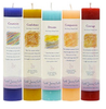 Crystal Journey Magic Herbal Spell Candles