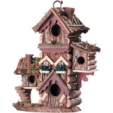 Fairy Houses And Bird Houses