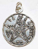 Pentacles and Pentagram Pendants