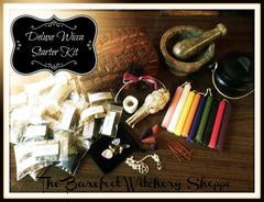 Wicca Spell Kits Witchcraft Spell Kits
