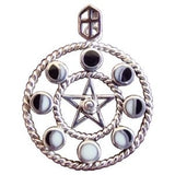 Silver Wiccan Jewelry