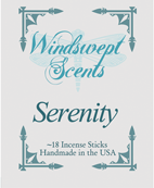 Windswept Scents Incense