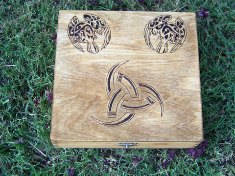 Tribute to Odin Spell/Keepsake Box