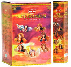 HEM 7 Archangels Stick Incense