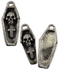 Voodoo Coffin Amulet