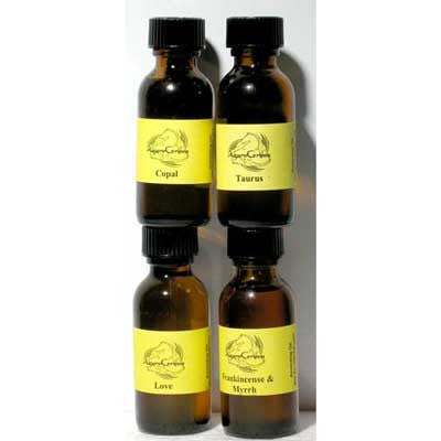 Frankincense Ritual Oil-1oz