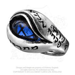 Angel's Eye Ring