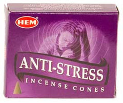 Anti-Stress HEM Cone Incense