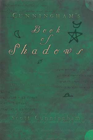 Cunningham`s Book of Shadows  (hc) by Scott Cunningham