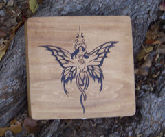 Butterfly Goddess Keepsake/Spell Box