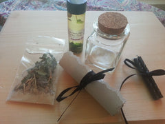 Binding Spell Kit, DARK MAGICK, When All Else Fails