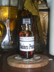 Business Protection Oil, Rids Obstacles, Financial Ruin Hexes, Evil Eye
