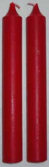 Red Chime Candle 20 pack