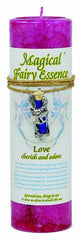 Magical Fairy Dust Love Candle w/Necklace