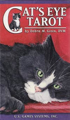 Cat`s Eye Tarot Deck by Debra Givin