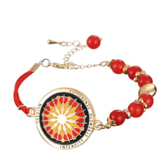 Celtic Mandala Bracelet Meaning: Passion, Integrity, Strength, Generosity