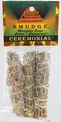 Ceremonial Smudge Stick 3-Pack
