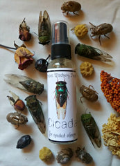 Cicada Mist - For Manifestation