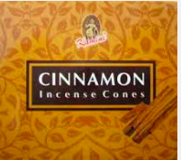 Cinnamon Kamini Cone Incense