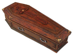 Cross Coffin Box