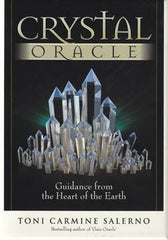 Crystal Oracle (deck & book) by Toni Carmine Salerno
