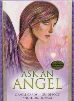 Ask an Angel deck by Salerno/ Mellado