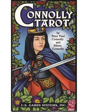 Connolly Tarot Deck by Peter Paul and Eileen Connolly