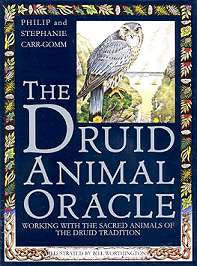 Druid Animal Oracle deck by Carr-Gomm/ Carr-Gomm