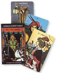 Morgan-Greer tarot deck by Greer\Morgan