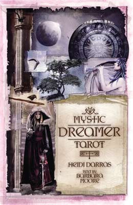 Mystic Dreamer Tarot (deck and book) by Heidi Darros