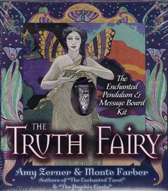 Truth Fairy, Pendulum & Message Board by Amy Zerner/ Monte F