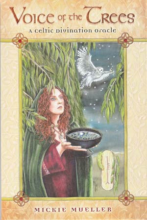 Voice of the Trees oracle deck & book by Mickie Mueller