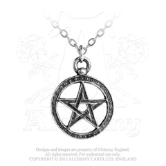 Dante's Hex Necklace