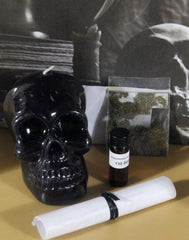 Do As I Say Skull Candle Spell Kit to Control, Command and Compel