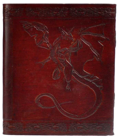 Dragon Leather Book of Shadows