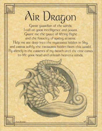 Air Dragon poster